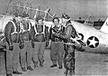Walnut Ridge Army Airfield - Flight Instructor and Cadets.jpg