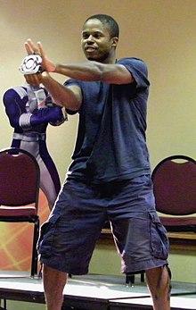 Walter Emanuel Jones Power Rangers
