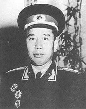 Wang Zhen (general) - Wang Zhen in 1955