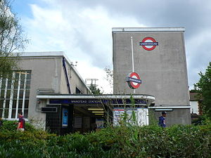 Wanstead - Wanstead London Underground station