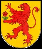 Das Wappen von Rheinfelden (Baden)