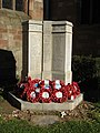 War Memorial, St Johns, Worcester - geograph.org.uk - 838717.jpg