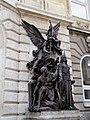 War by Károly Senyei, 2009-06-27 Budapest (3898991920).jpg