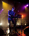 Washed Out (Ernest Green) Weightless - El Rey Theatre, Los Angels (2014-01-28 by Ian T. McFarland).jpg