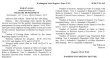 Washington State Wac Home Health Scope Of Practice