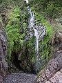 Waterfall, Clovelly beach. - geograph.org.uk - 59310.jpg