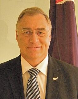 Wayne Mapp New Zealand politician