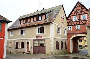 Weiltingen - Weiltingen Market place