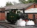 Welshpool and Llanfair Railway, Llanfair Caereinion - geograph.org.uk - 266170.jpg