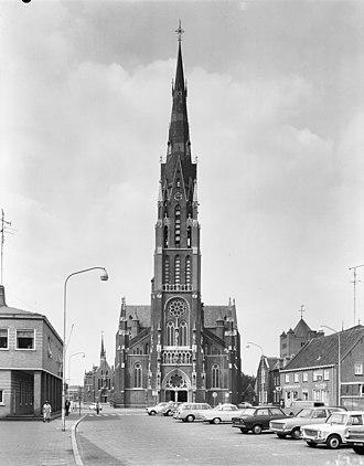 Pierre Cuypers - Image: West zijde toren Veghel 20239979 RCE