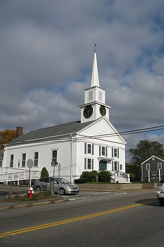 West Dennis, Massachusetts - West Dennis Community Church