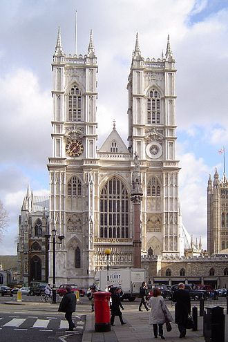 Wedding of Prince William and Catherine Middleton - Westminster Abbey has been the venue for coronations and some royal weddings