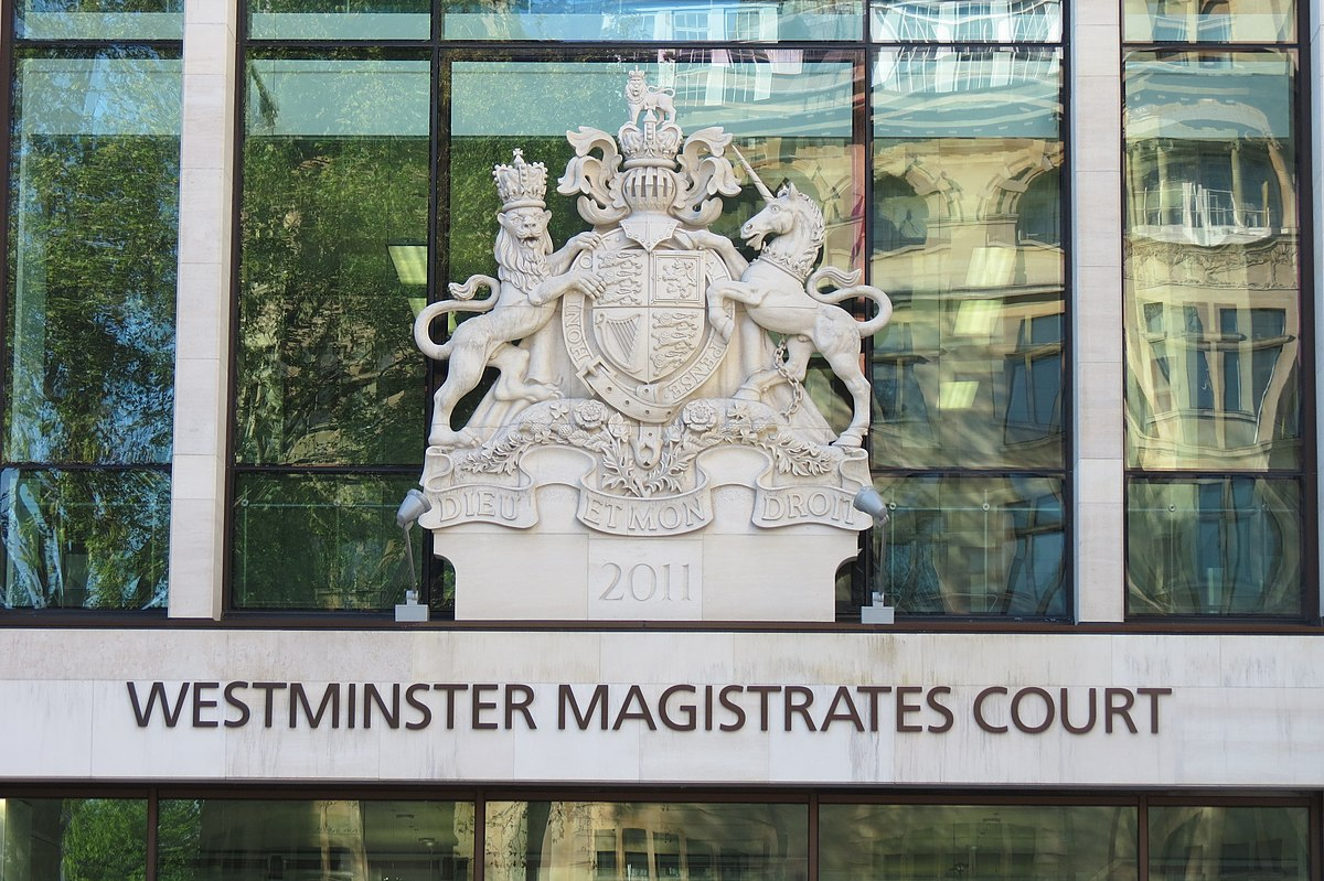 Westminster Magistrates Court Wikipedia