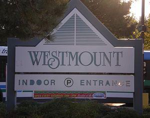 Westmount Mall - Image: Westmount Mall