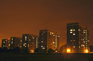 Weston, Southampton - Weston Tower Blocks