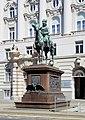 Wien - Reiterstandbild Radetzky.JPG