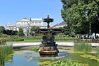 Wien - Volksgartenbrunnen.JPG