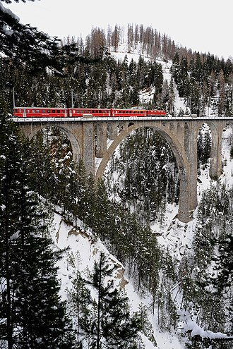 Wiesen Viaduct - Image: Wiesener Viadukt Rh B 01 08