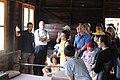 Wiki Loves Monuments 2014 in Israel Tour of Atlit Former Detainee Camp IMG 2451.JPG