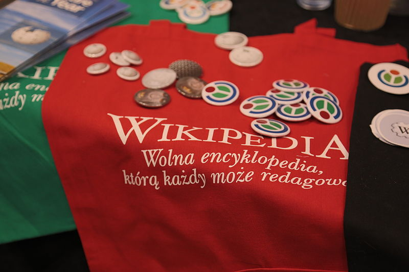 Polska Wikipedia bags