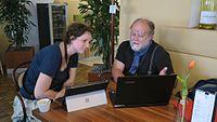 Wikimedia Hackathon 2017 IMG 4216 (33946906513).jpg