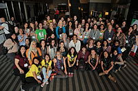 Wikiwomen's Meetup Wikimania 2015 Mexico City.JPG