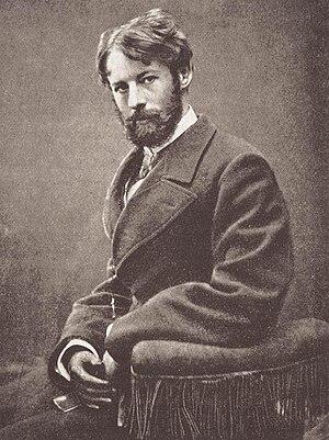 Wilhelm von Gloeden - Wilhelm von Gloeden in 1891