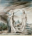 William Blake, Ruth the Dutiful Daughter-in-law, 1803 Southampton Art Gallery.jpg
