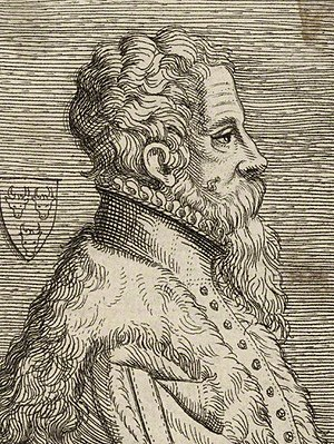 William Bullein - William Bullein, 1722 engraving