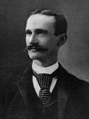 William Donald Scherzer - William Donald Scherzer, circa 1893