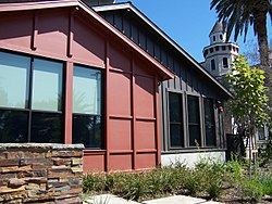 Willow Glen Branch of the San José Public Library.