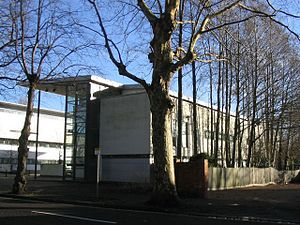 Winchester School of Art - Graphics Building
