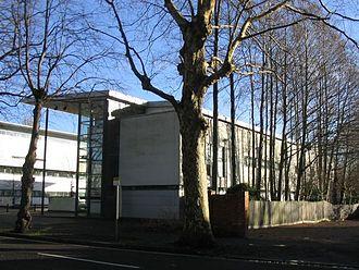Winchester School of Art - Graphics Building