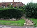 Winding garden path to Rosemary Cottage - geograph.org.uk - 250834.jpg