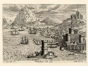 Hendrick van Cleve III - Image: Wolf Dietrich Klebeband Städtebilder G 132 III