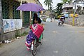 Women Ride Bicycles - Murshidabad 2017-03-28 5948.JPG