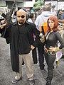 WonderCon 2012 - Nick Fury and Black Widow (6873207648).jpg