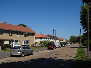 Northgate, West Sussex - Woodfield Road, Northgate