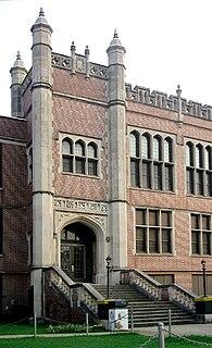 Woodlawn High School (Birmingham, Alabama) public secondary school in Birmingham, Alabama, United States