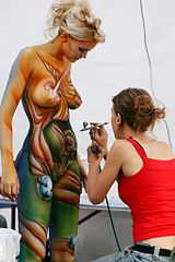 World Bodypainting Festival Wikiwand