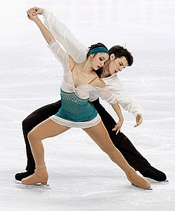 World Championships 2010 Berton and Hotárek.jpg