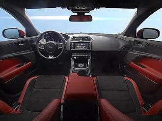 Jaguar XE - XE S Interior