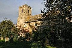 Worlington - Church of All Saints