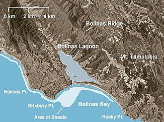 Bolinas Lagoon - Bolinas Lagoon