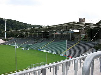 Stadion am Zoo - Image: Wuppertal Stadion am Zoo 08 ies