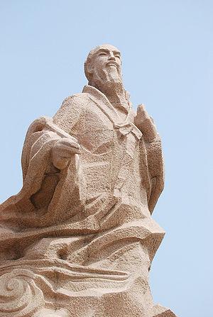 Xu Fu - A statue of Xu Fu in Weihai, Shandong