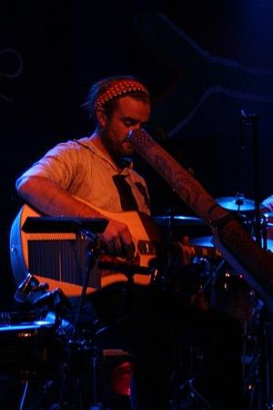 Xavier Rudd - Xavier Rudd in concert
