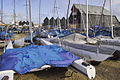 Yachts at Whitstable Harbour - geograph.org.uk - 665005.jpg