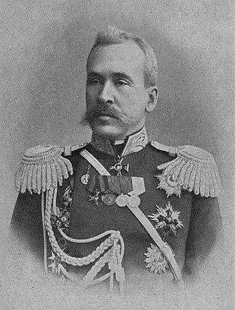 Yakov Zhilinsky - Image: Yakov G. Zhilinsky
