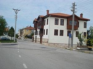 Yalvaç - Image: Yalvaç Evi